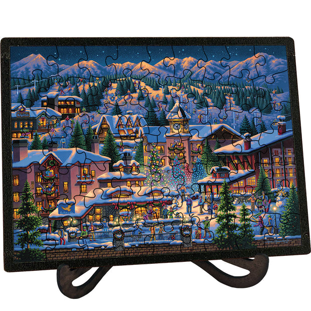 Rocky Mountain Christmas Picture Perfect Puzzle™