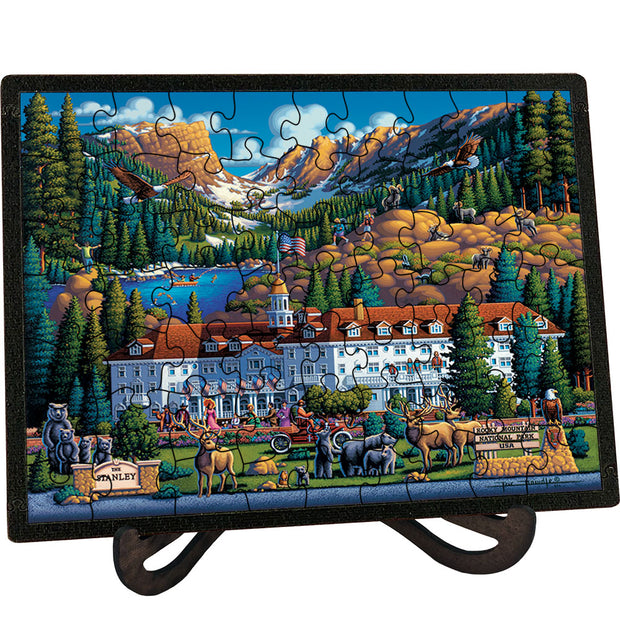 Rocky Mountain National Park Picture Perfect Puzzle™