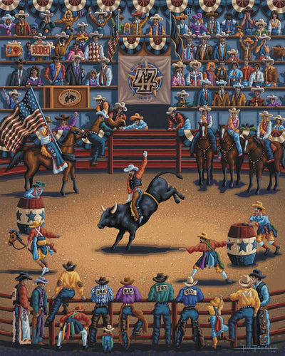 Rodeo Days - Stratascape
