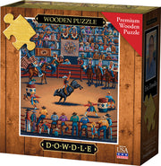 Rodeo Days - Wooden Puzzle