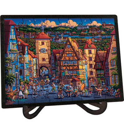 Rothenburg ob der Tauber - Picture Perfect Puzzle™