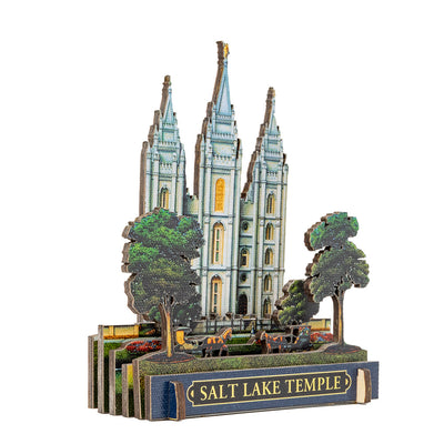 Salt Lake Temple - CityScape™