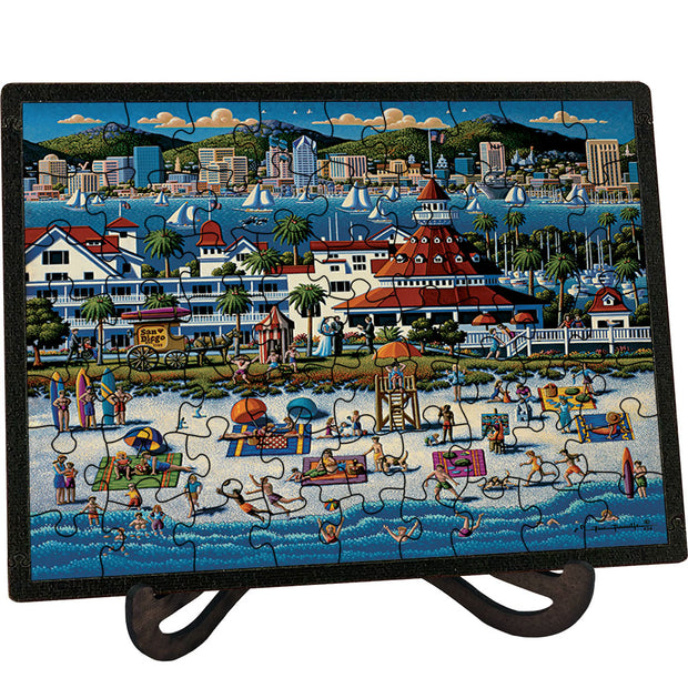 San Diego - Picture Perfect Puzzle™
