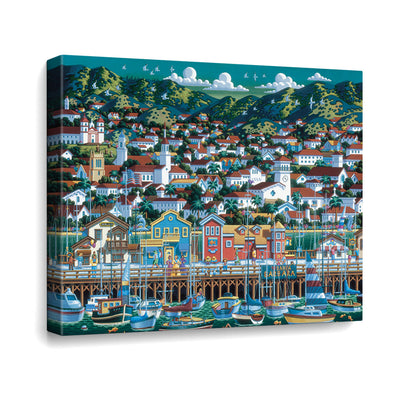 Santa Barbara - Travel Puzzle