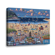 Seaside - Travel Puzzle