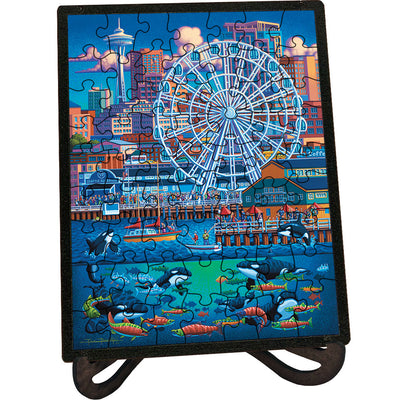 Seattle Great Wheel - Picture Perfect Puzzle™