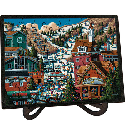 Ski Park City - Picture Perfect Puzzle™