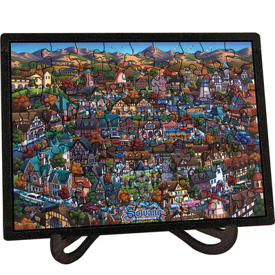 Solvang Danish Village - Picture Perfect Puzzle™