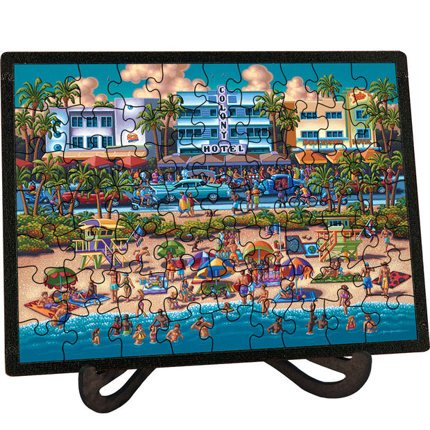South Beach - Picture Perfect Puzzle™
