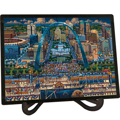 St. Louis - Picture Perfect Puzzle™