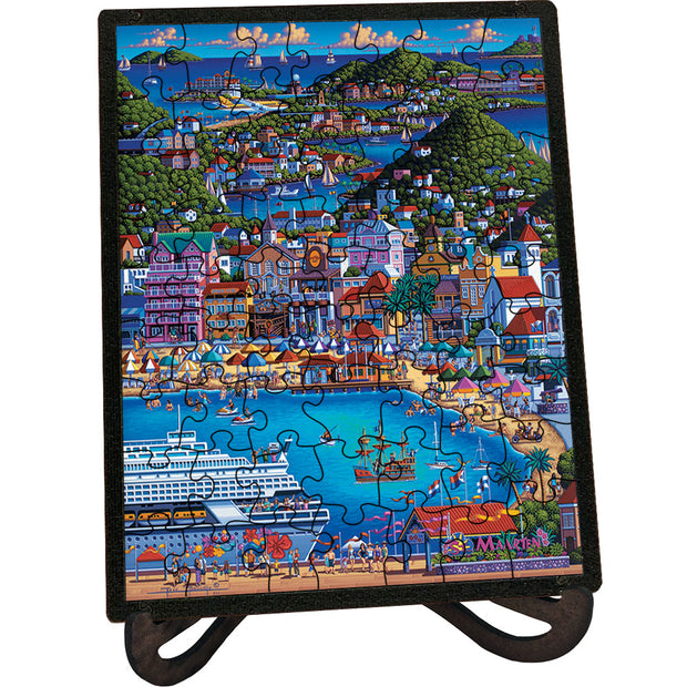 St. Maarten - Picture Perfect Puzzle™
