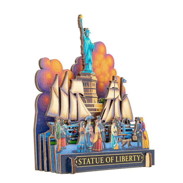 Statue of Liberty CityScape™