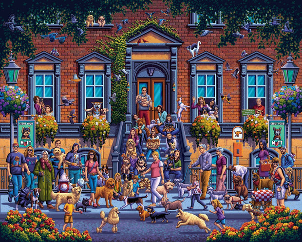 Strut Your Mutt - 300 Piece