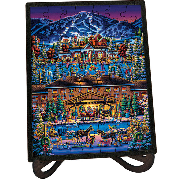 Sun Valley Holiday - Picture Perfect Puzzle™