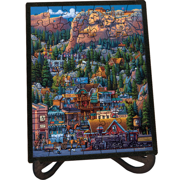 The Black Hills Picture Perfect Puzzle™