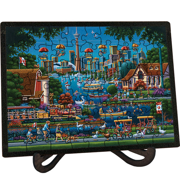 Toronto Island - Picture Perfect Puzzle™