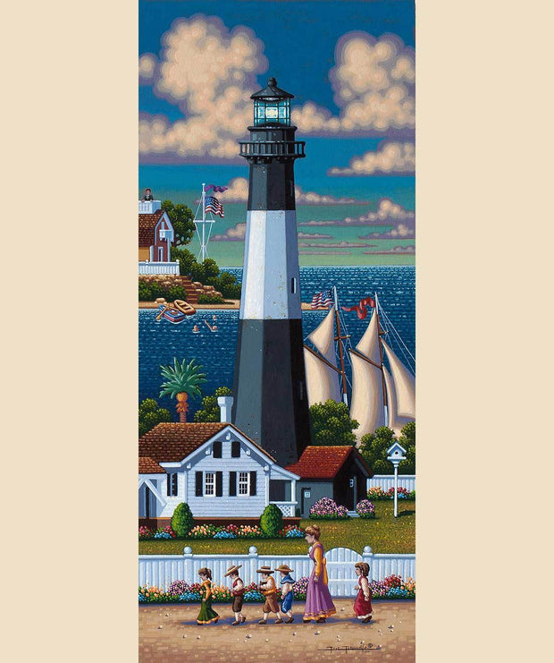 Tybee Island Lighthouse Fine Art