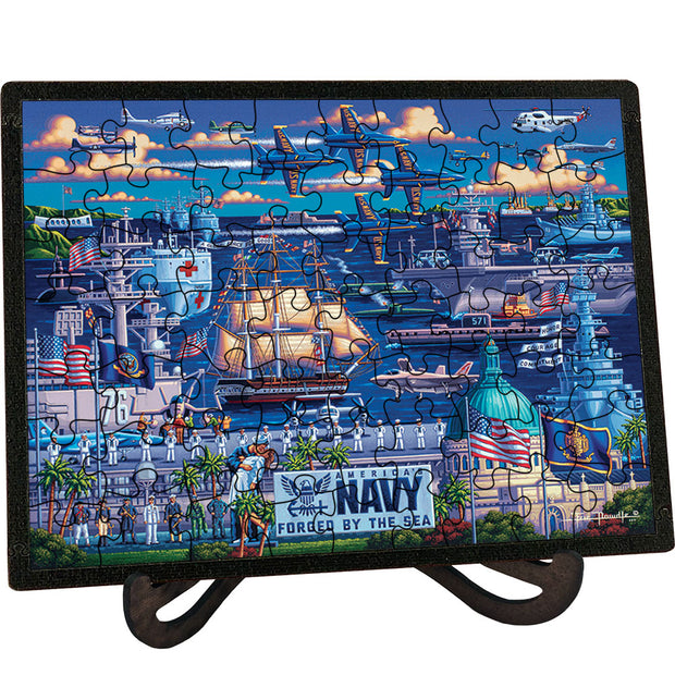 U.S. Navy - Picture Perfect Puzzle™