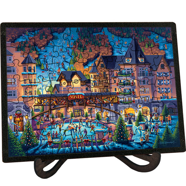 Vail Village - Picture Perfect Puzzle™