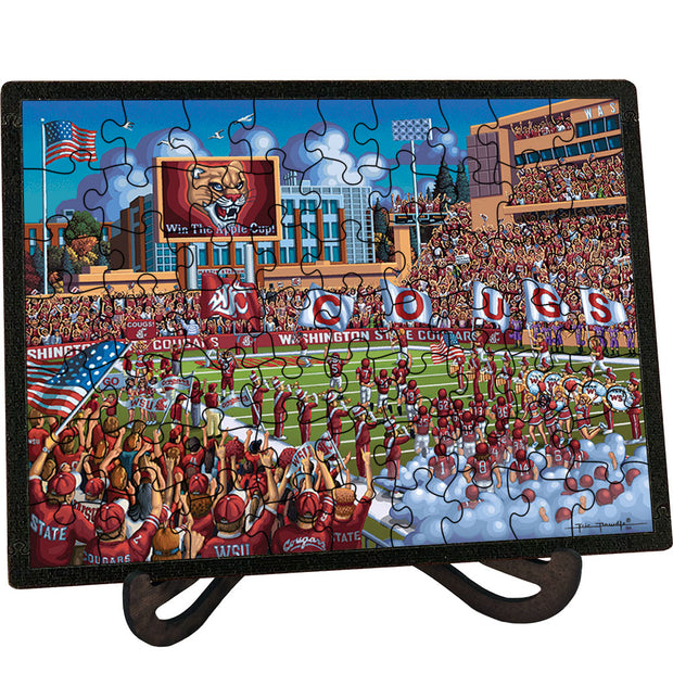 Washington State Cougars - Picture Perfect Puzzle