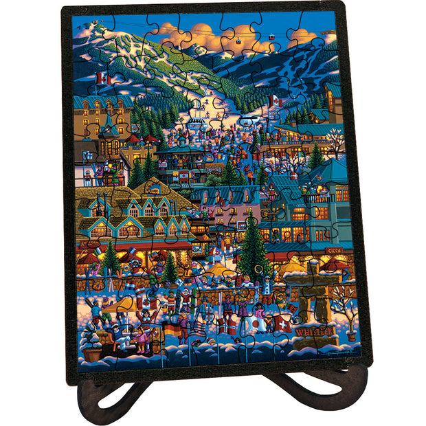 Whistler - Picture Perfect Puzzles