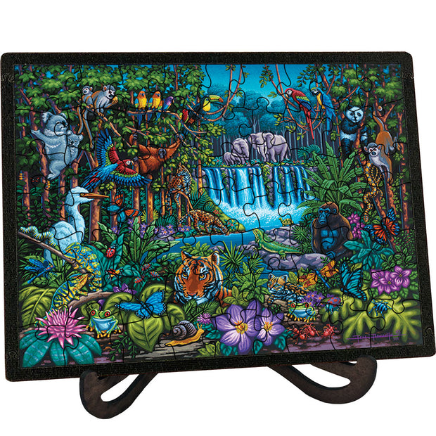 Wild Jungle - Picture Perfect Puzzle