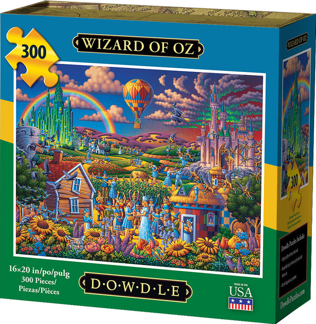 Wizard Of Oz - Jigsaw Puzzle