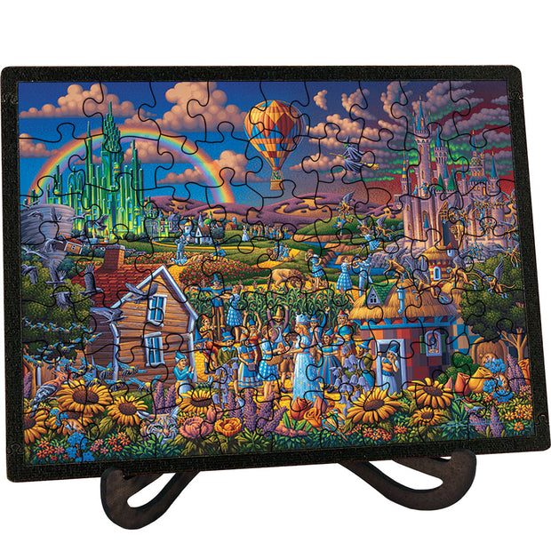 Wizard of Oz - Picture Perfect Puzzle