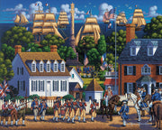 Yorktown - Dowdle Wooden Puzzle