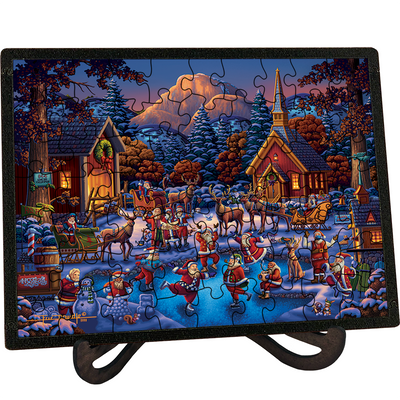 Yosemite Santas Picture Perfect Puzzle™