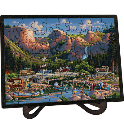 Yosemite - Picture Perfect Puzzle