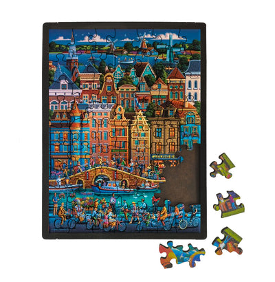 Amsterdam - Picture Perfect Puzzle™
