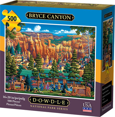 Bryce Canyon National Park - 500 Piece