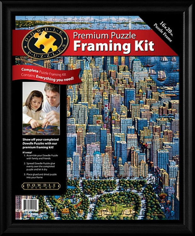Puzzle Framing Kits