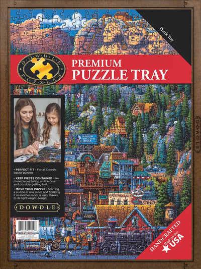"Puzzle Tray - 19.25""x26.625"""