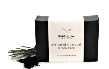 Activated Charcoal & Tea Tree
