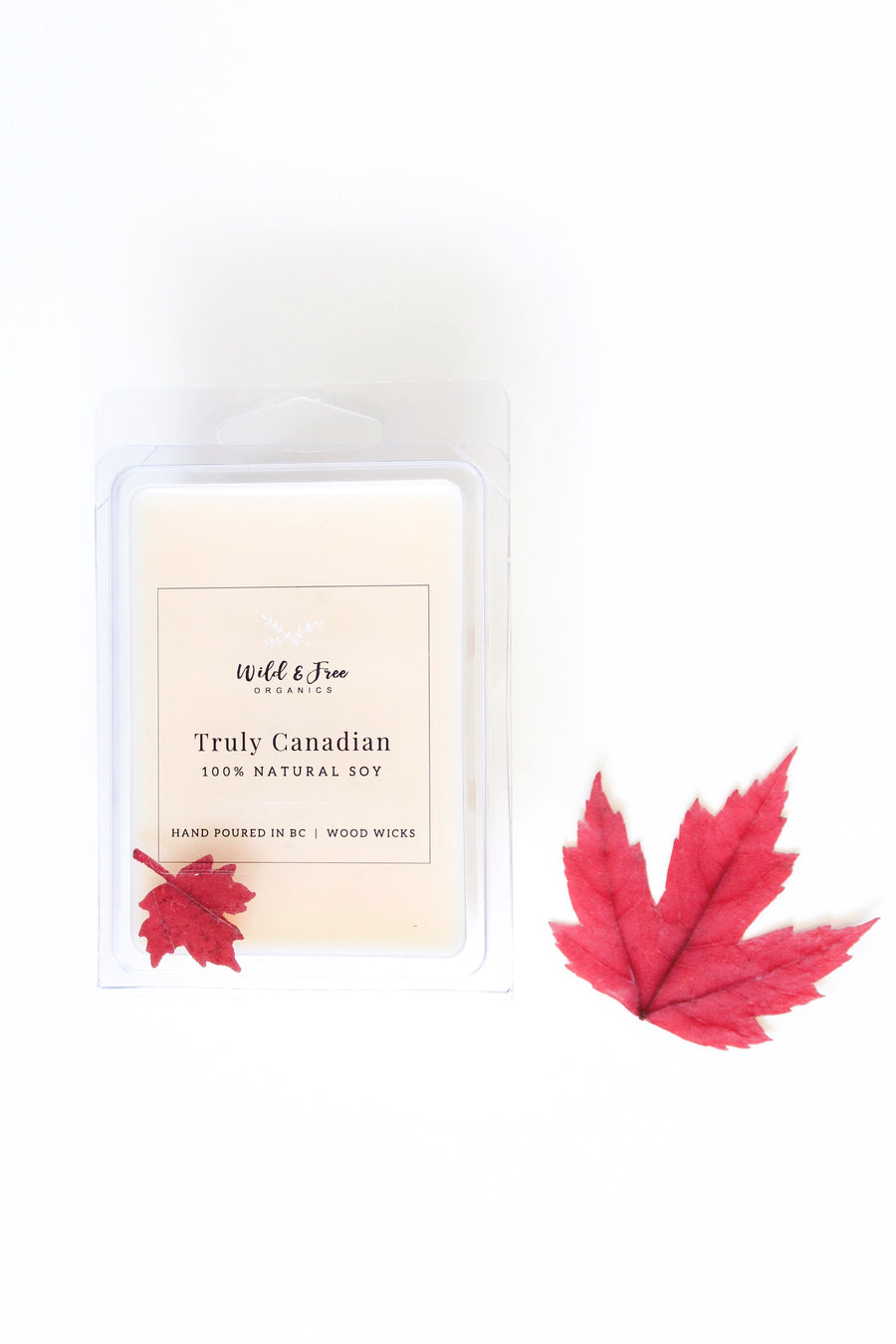 Truly Canadian Wax Melt