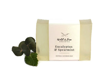 Eucalyptus & Spearmint Natural Glycerin Soap