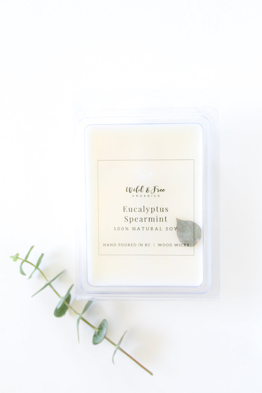 Eucalyptus & Spearmint Wax Melt