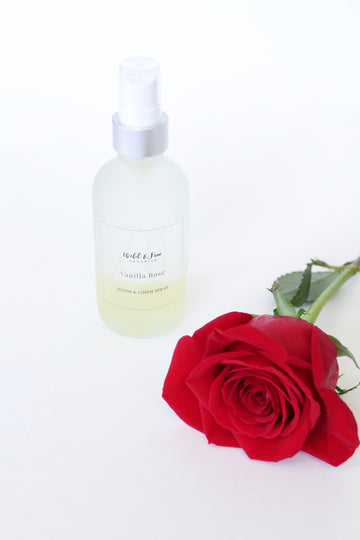 Vanilla Rose Room & Linen Spray