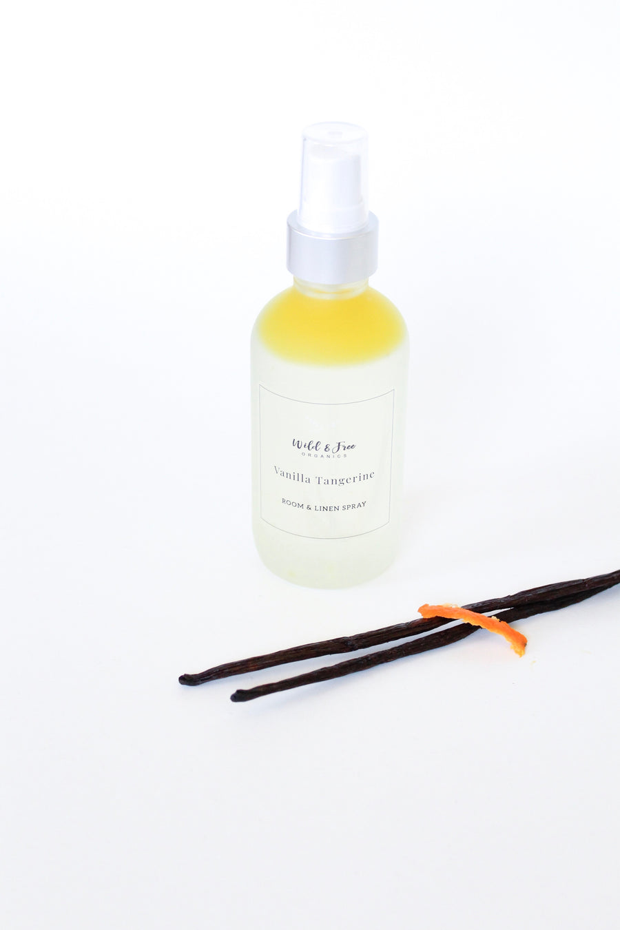 Vanilla Tangerine Room & Linen Spray