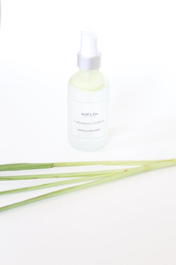 Lemongrass Verbena Room & Linen Spray