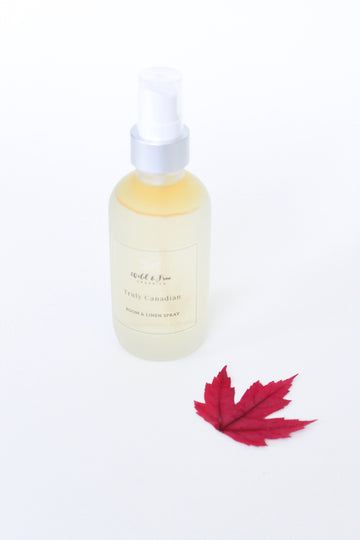 Truly Canadian Room & Linen Spray