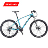 "SAVA DECK700 27.5"" Mountain Bike en fibre de carbone"