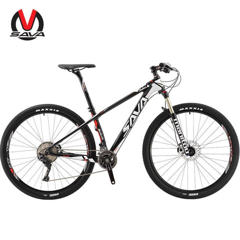 "SAVA DECK700 29"" Mountain Bike en fibre de carbone"