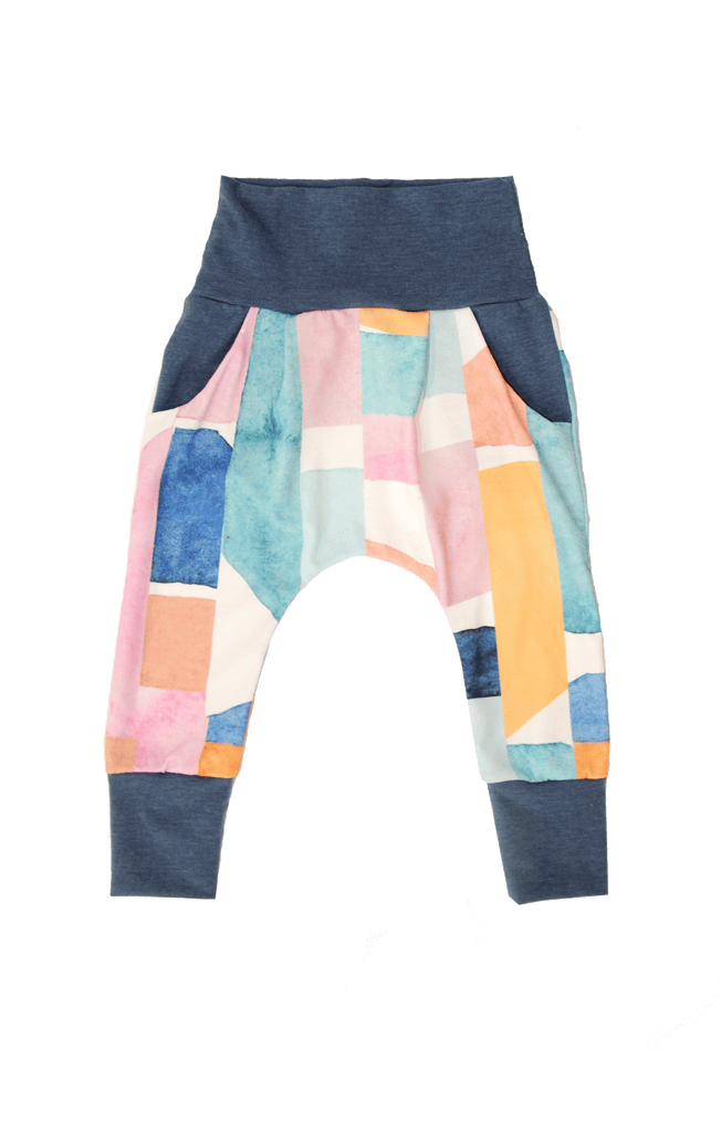 Harem aquarelle evo pants