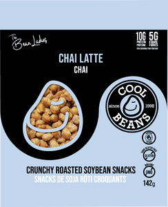 'Chai Latte' Roasted Bean Snacks