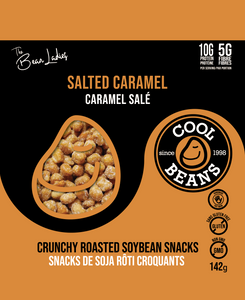 'Salted Caramel' Roasted Bean Snacks