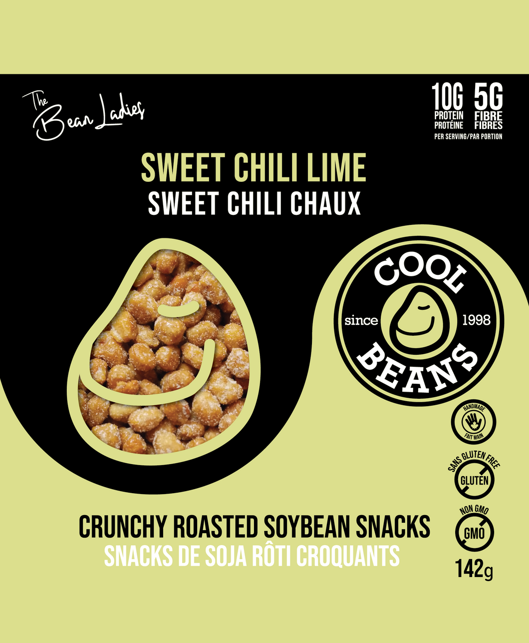 'Sweet Chilli Lime' Roasted Bean Snacks