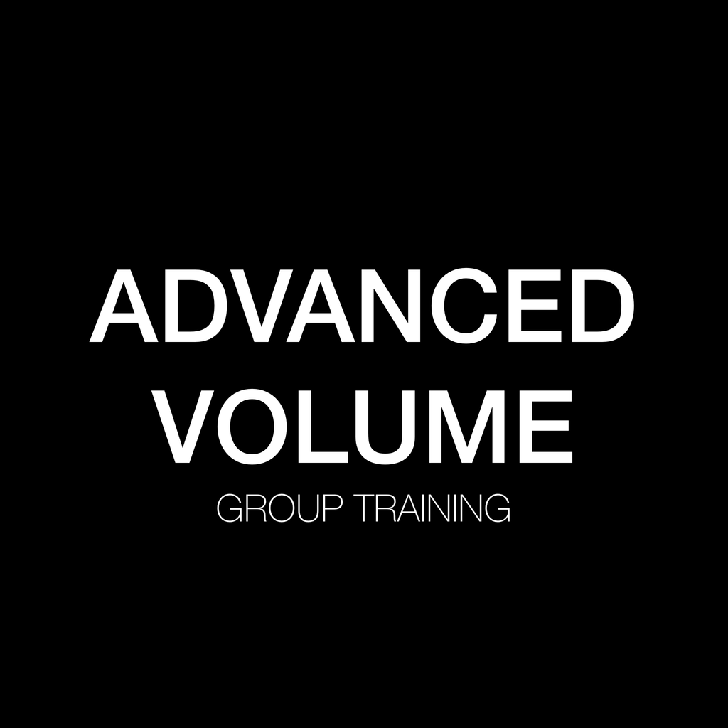 TORONTO ADVANCED VOLUME